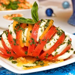 Fancy Caprese Salad