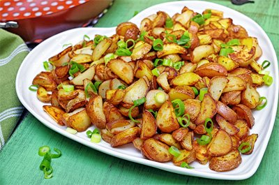 Easy Home Fries