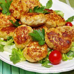 Russian Chicken kotletki