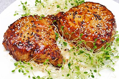 Seared Sashimi Tuna