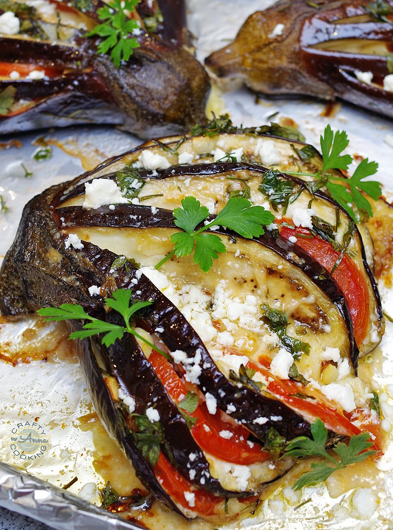 Eggplant Fan