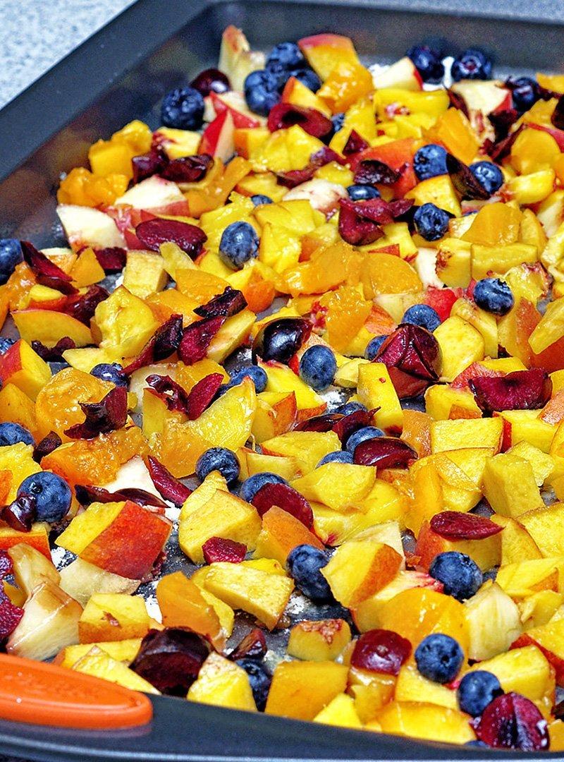 Mixed Fruit Bars