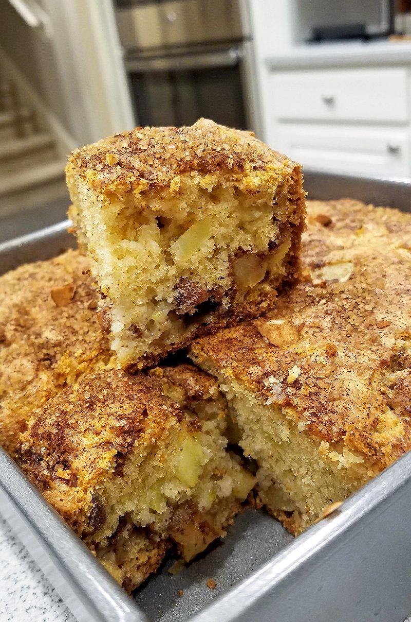Cinnamon Coffee Cake