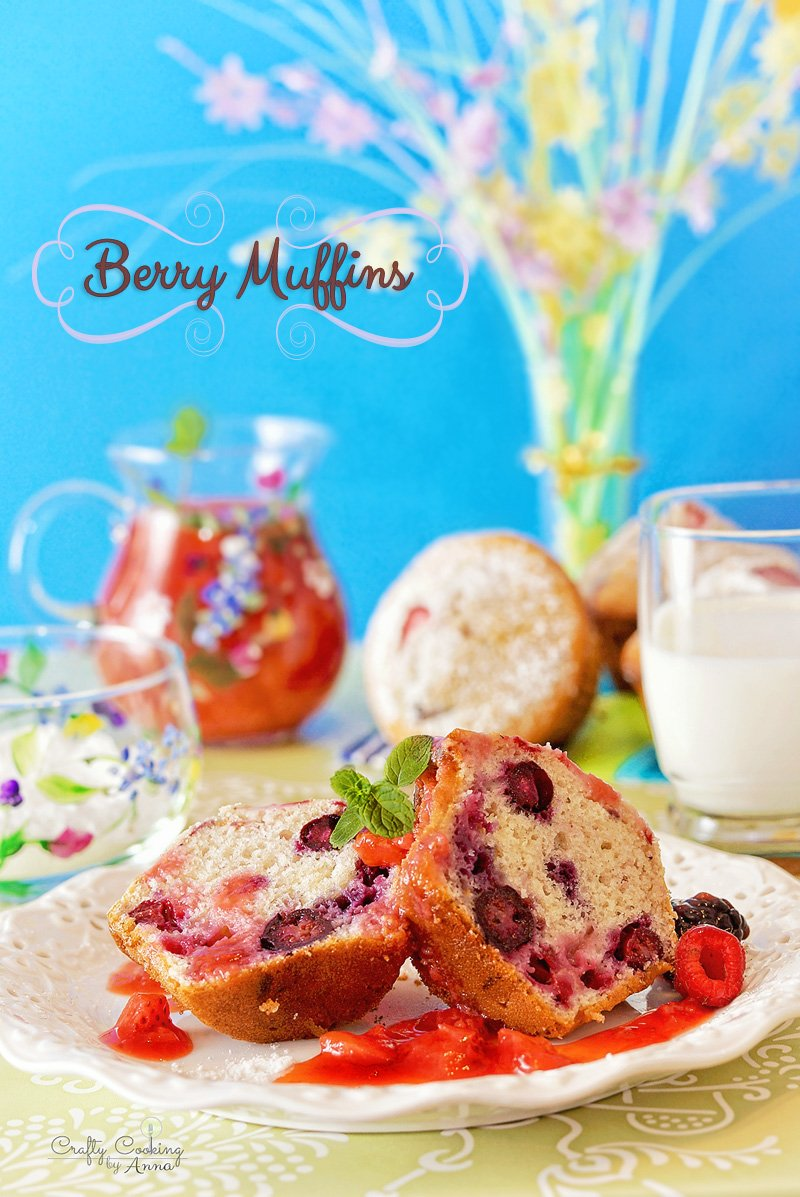 Fruit Muffins