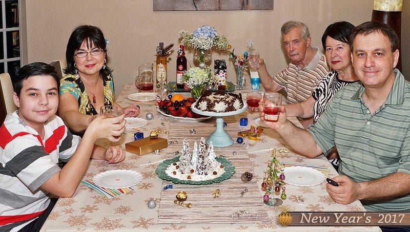 Family New Years 2017