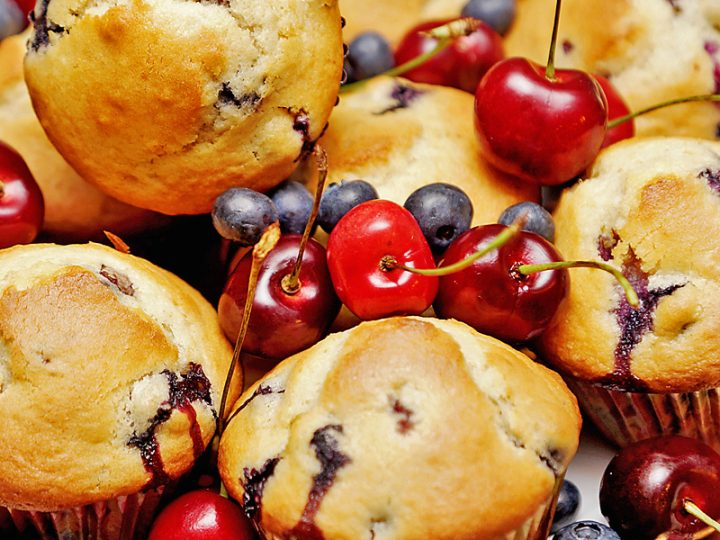 Fruit Muffins My Favorite Never Fail Fruit Muffin Recipe Incredibly Moist