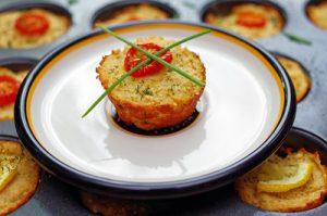 Mini Salmon Cakes