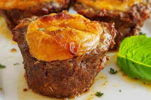 Easy Meatloaf Cups