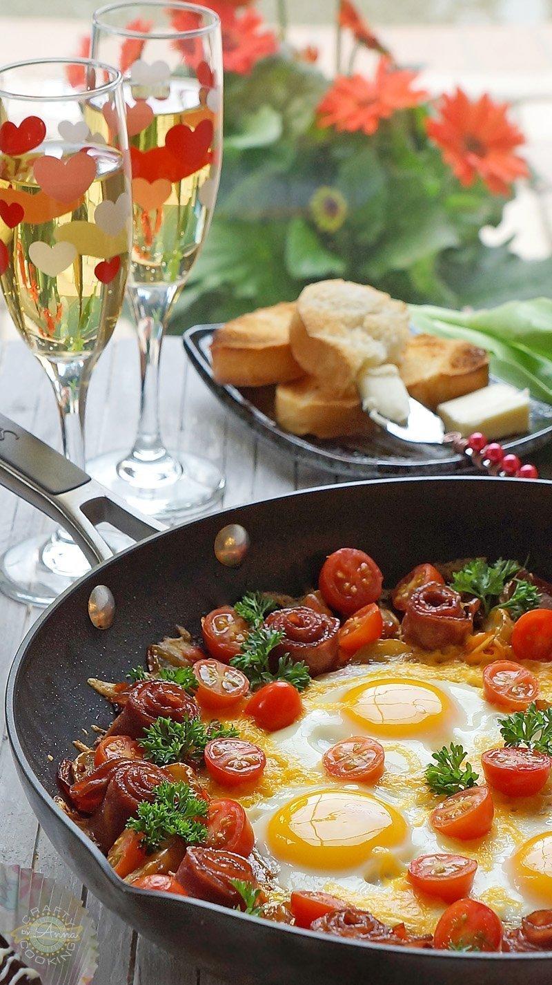 Shakshuka, Israel's Famous Breakfast Dish