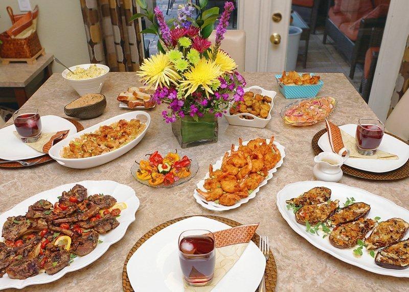 Mother's Day 2019 dinner