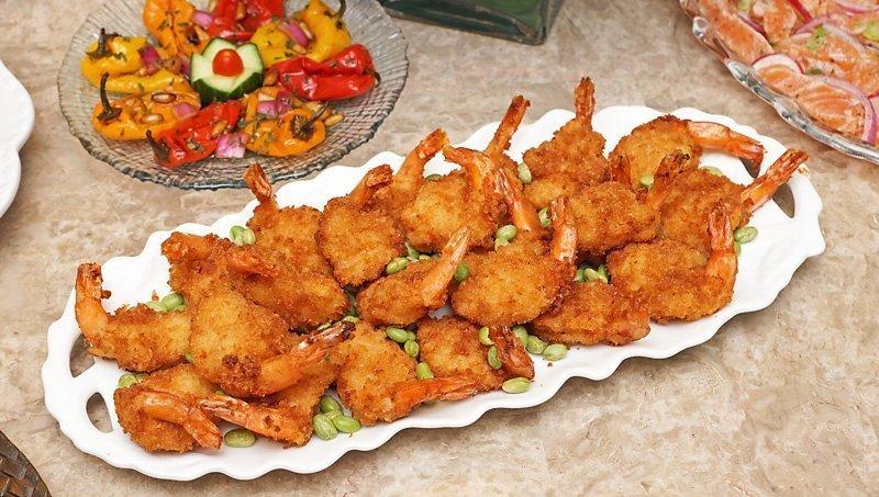 Breaded Shrimp (Costco)