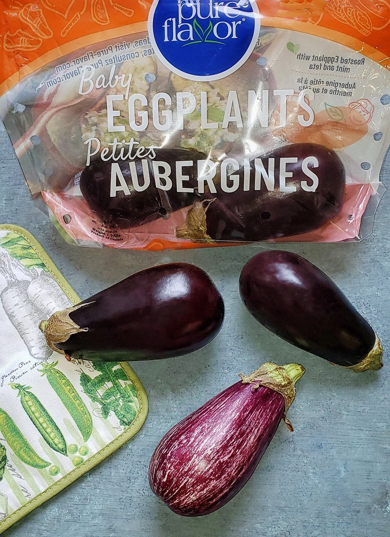 baby eggplants Costco