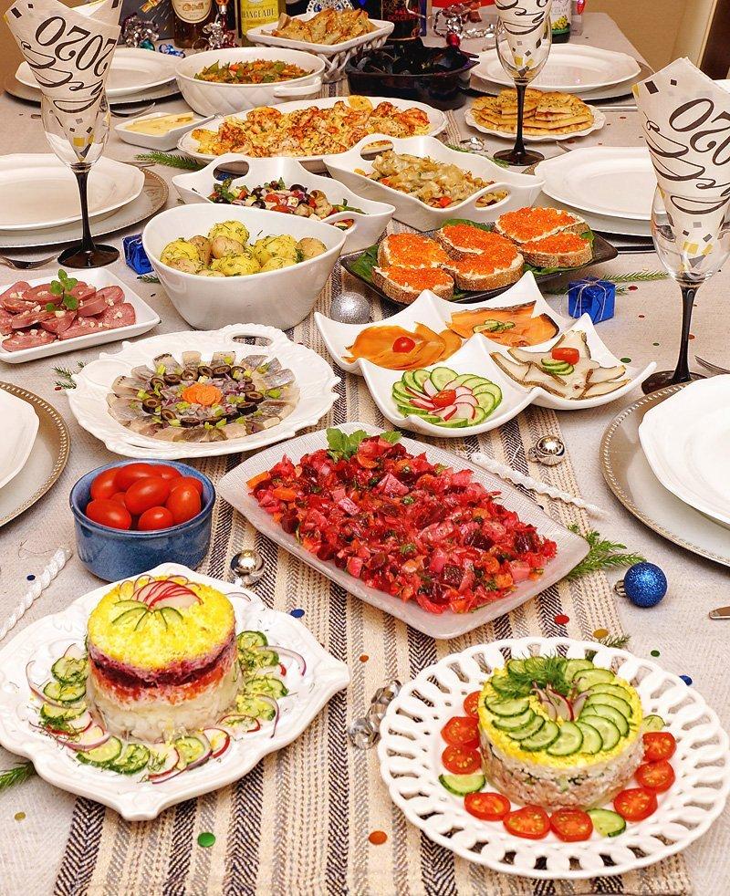 New Year's Dinner 2020