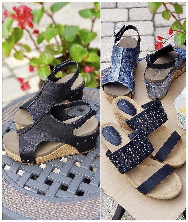 Black shoes original