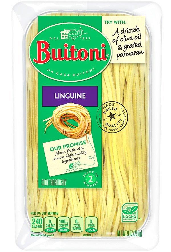 Fresh Buitoni Linguine Refrigerated Pasta