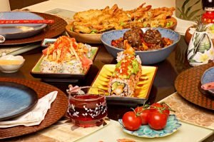Asian-Themed dinner recipes