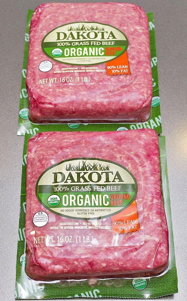 Dakota Organic beef