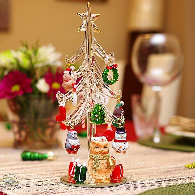 Christmas Tree table decor 1