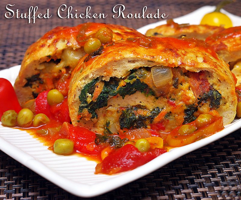 Stuffed-Chicken-Roulade