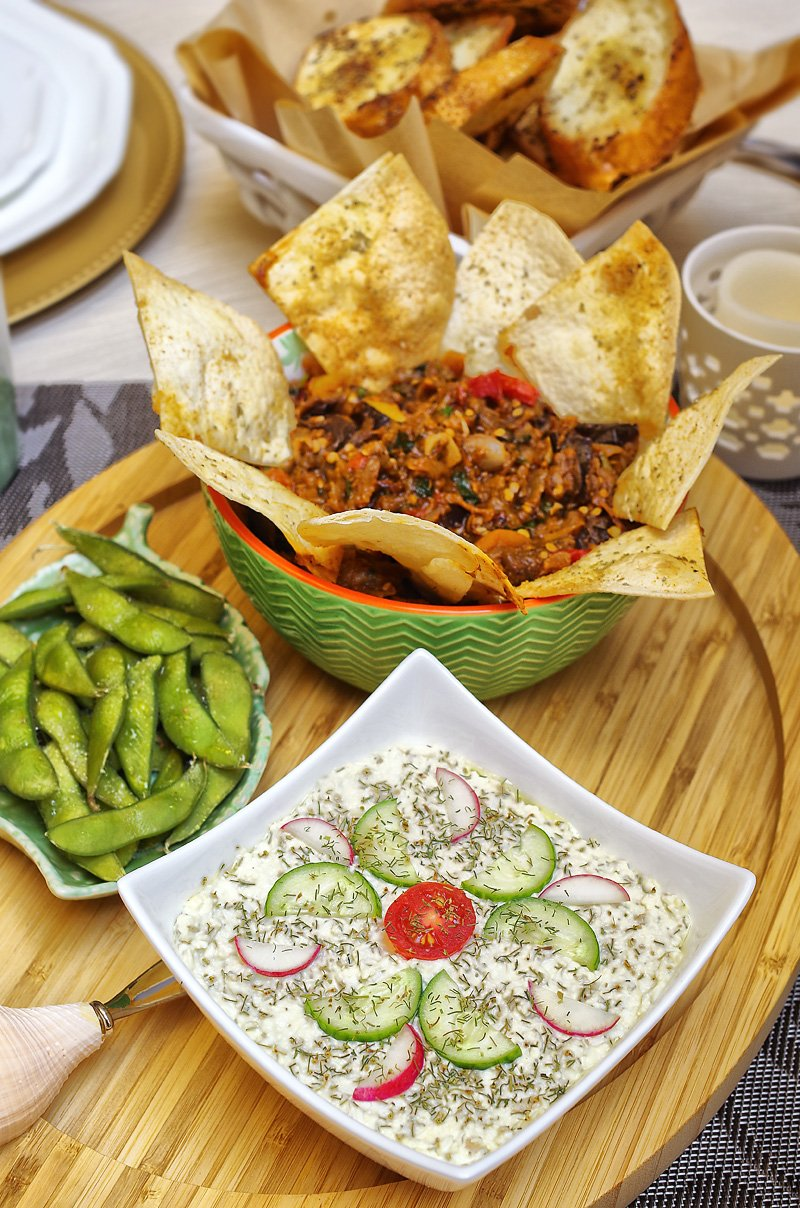 Cod liver salad bday 2020