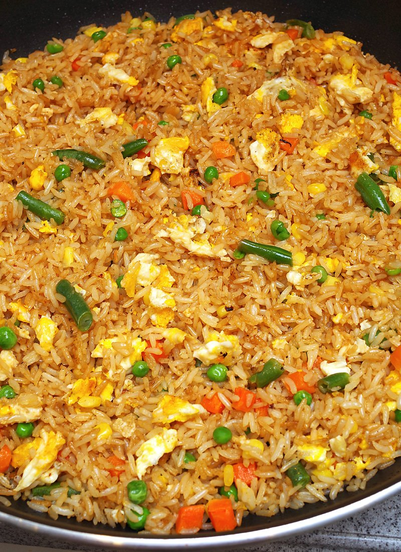 Fried Rice Skillet