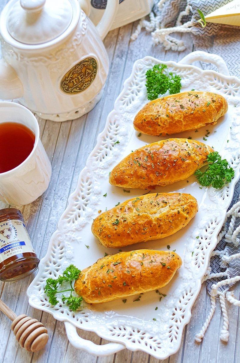 Beef Pirozhki