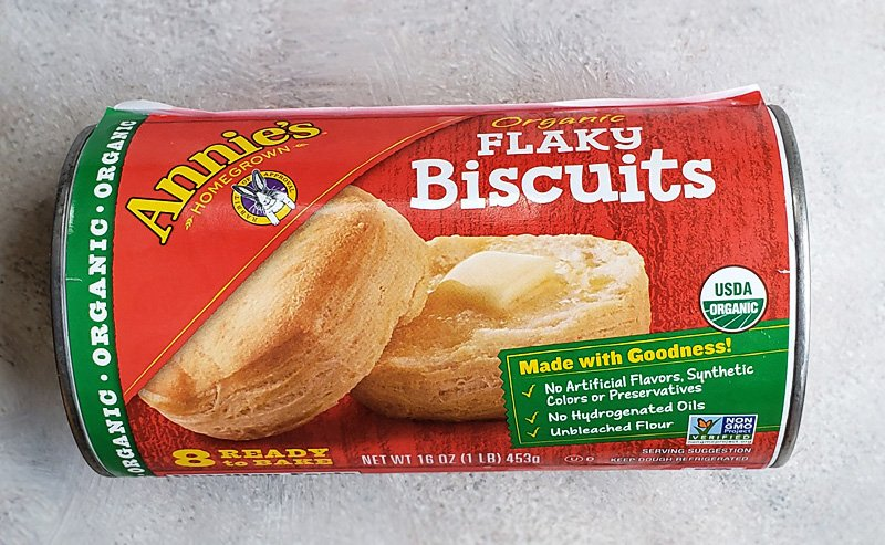 Annie's Organic Flaky Biscuits