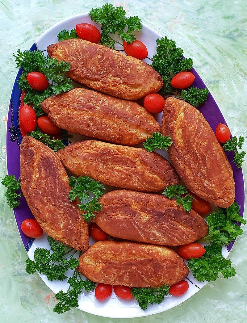 Fried Pirozhki