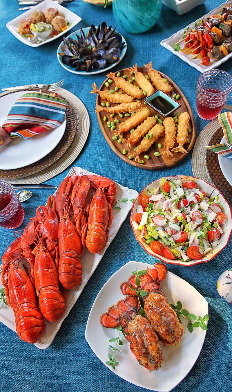 Tempura shrimp Costco