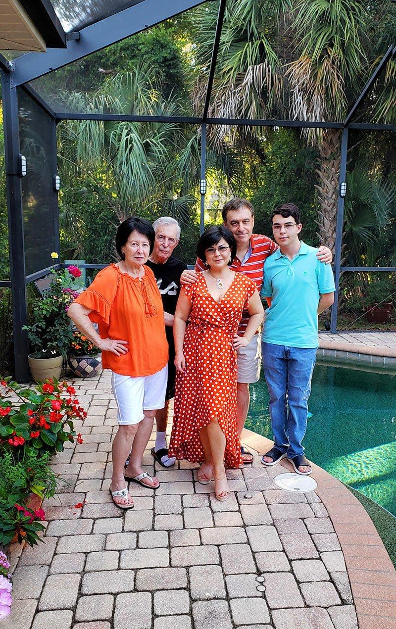 My crew Mother's Day 2021